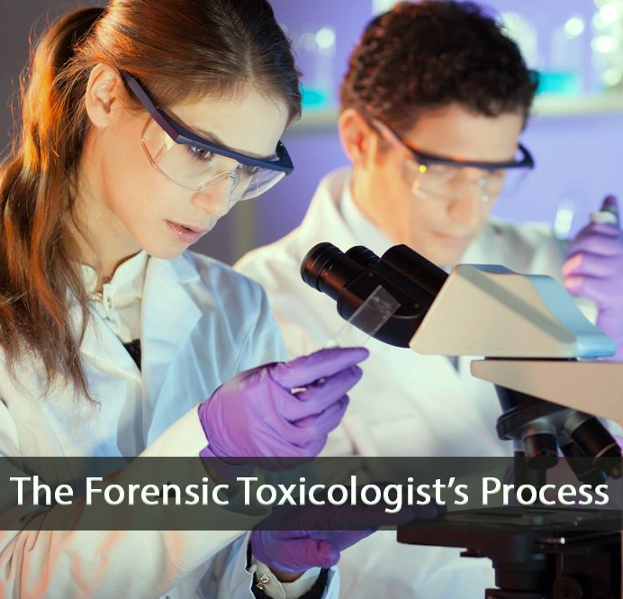 forensic toxicologist
