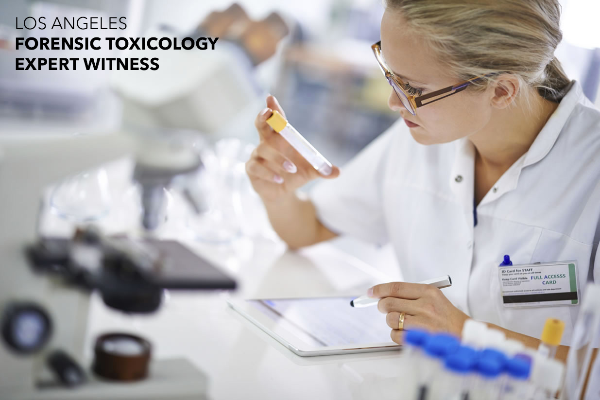 toxicology lawyer