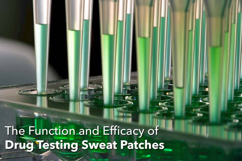 drug testing sweat patches