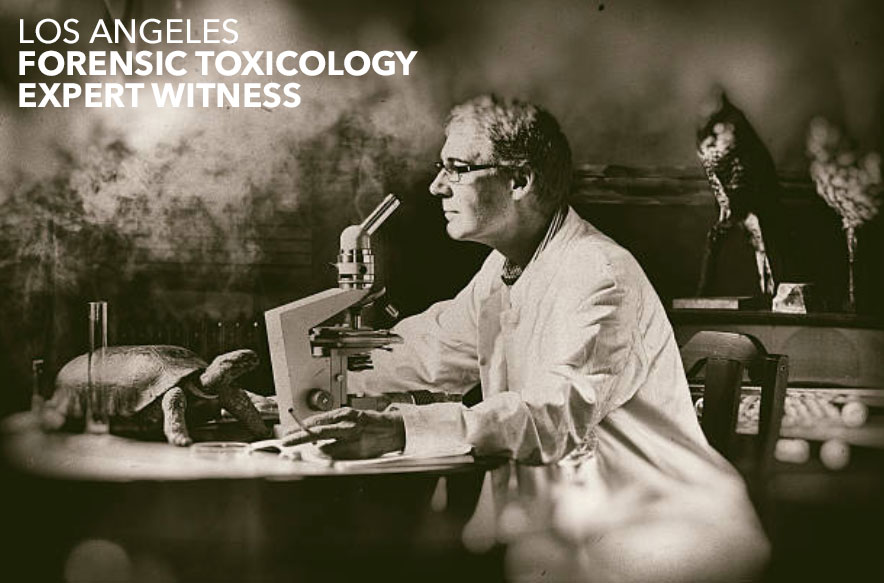 history of forensic toxicology