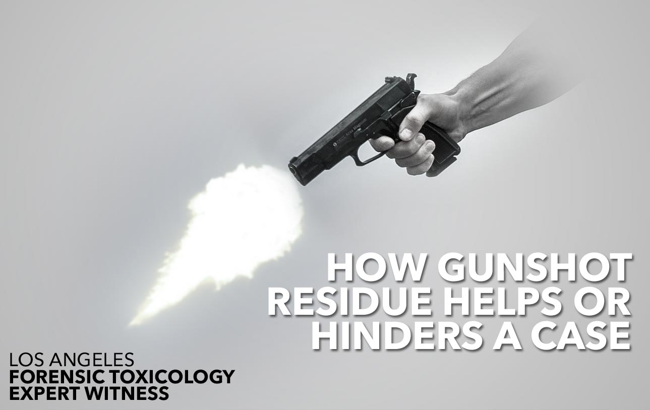 Determining Whether Gunshot Residue Can Help Or Hinder Your Case