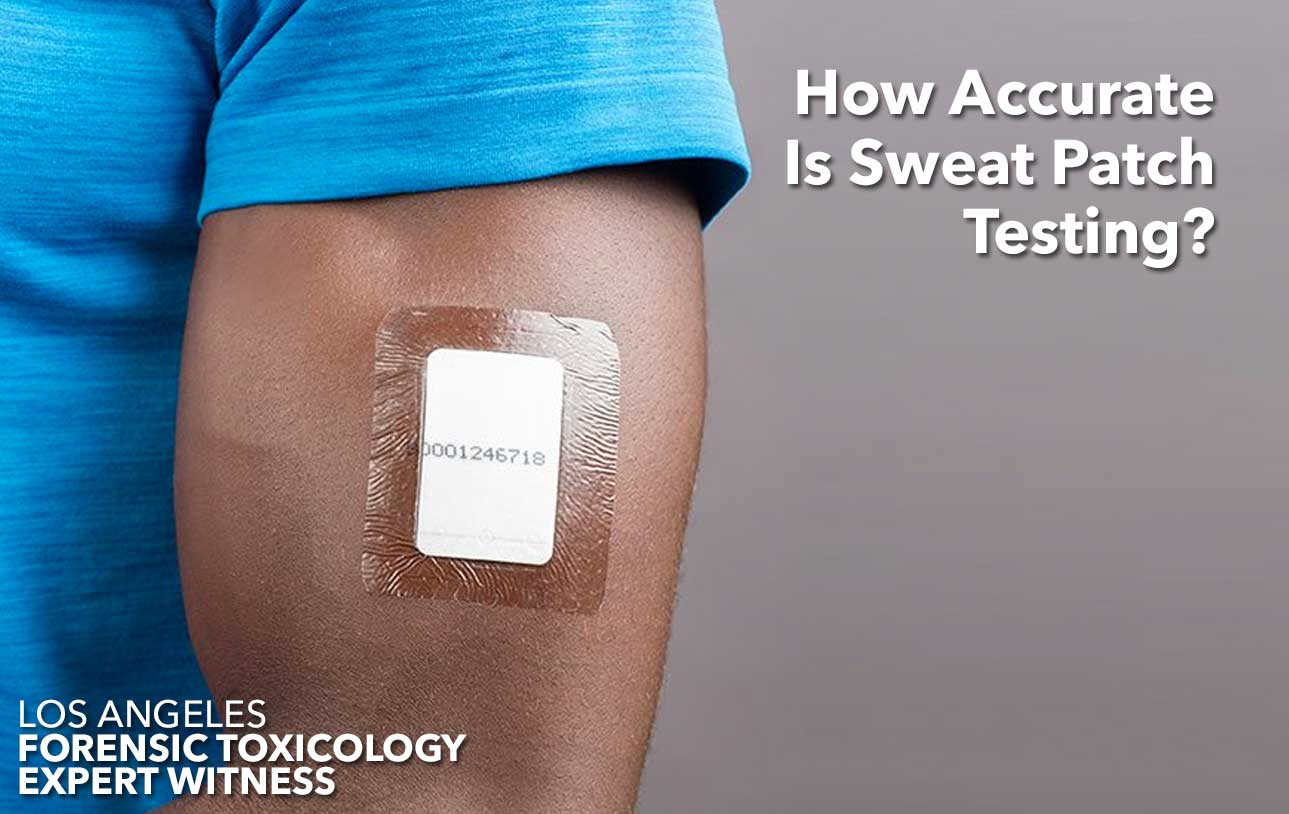 Sweat Patch Testing